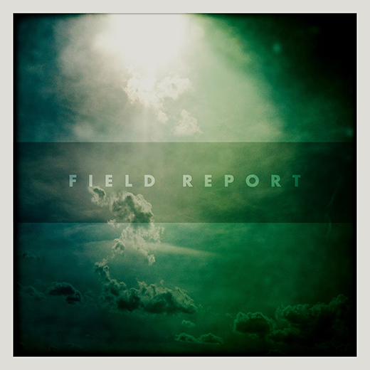 FIELD REPORT  album art